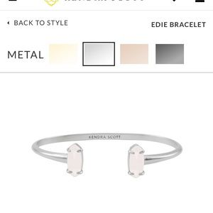 Kendra Scott Custom Edie Bracelet Cuff
